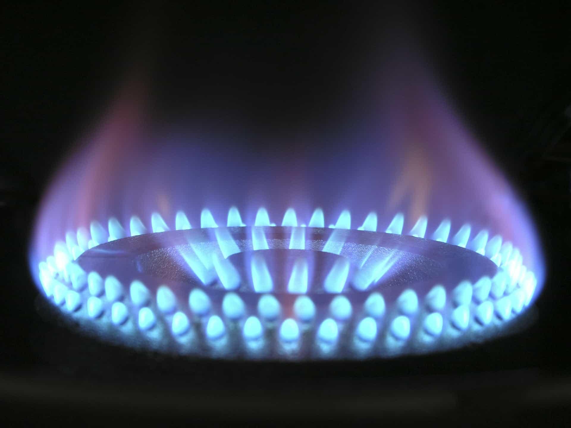 Gasherd Flamme