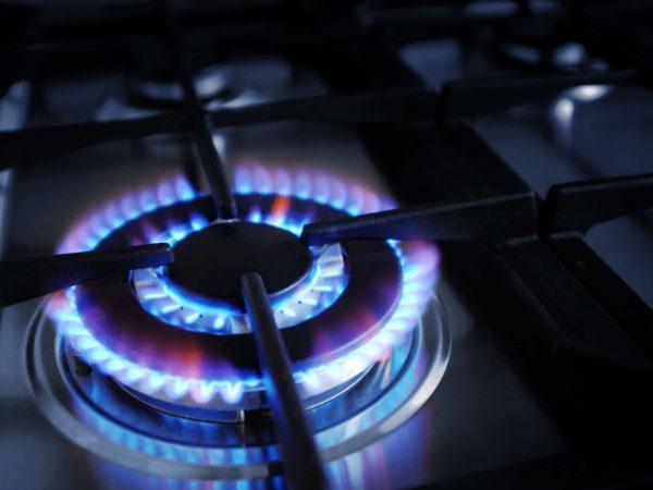 Kochfeld Gas