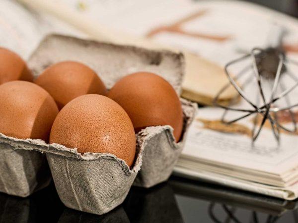 Mixer Eier