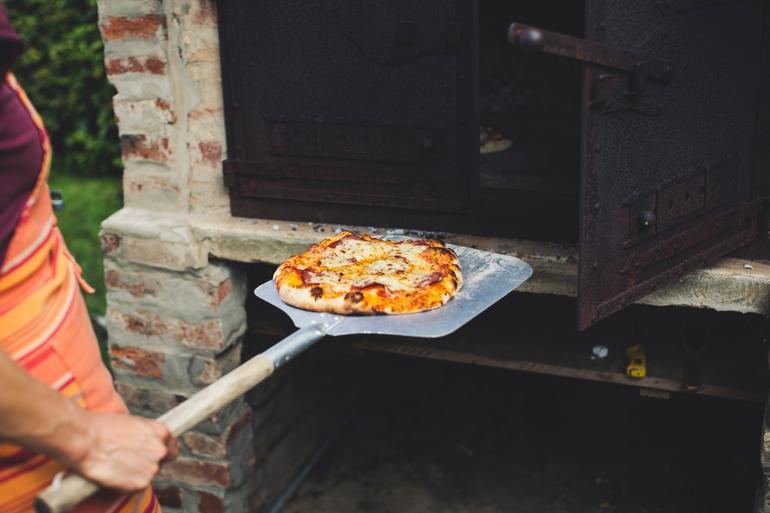 Pizzastein Backofen-2